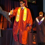 Will Smith's Son Trey Smith Graduates From Highschool