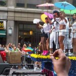 Lil Kim Boycotts BET Awards & Takes Over Gay Pride Parade In NYC