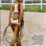 "Beyonce Goes ""COUNTRY COWGIRL CRAZY"" In Essence Spread"
