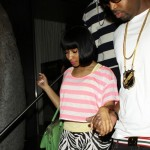 Nikki Minaj Out & About In Hollywood