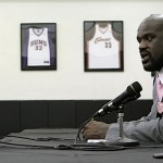 Shaquille O'Neal's Retirement Speech: Funny {Video}