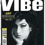 Amy Winehouse on Vibe Cover