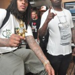 Gucci Mane & Waka Flocka Flame Debut New Album at The Ferrari Boyz Listening Session
