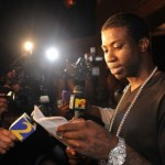 Gucci Mane Is Out Of Jail & Spends First Night At The Strip Club