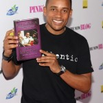 """Hill Harper Discusses New Book """"The Wealth Cure"""""""