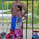 Will Smith & The Kids Hit The Beach + 'Bad Boys 3' The Movie On The Way