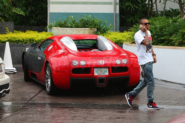 Image Gallery only chris brown bugatti