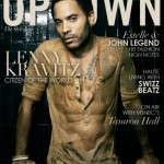 Lenny Kravitz On UPTOWN Magazine's August/September Cover + Discusses Interracial Upbringing