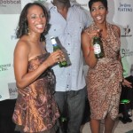 Terri J. Vaughn, Roger Bobb, Shannon K. Nash and Adonal Foyle Open The Green Room With Help From Angie Stone, Jasmine Guy and More