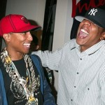 Jay-Z and Pharrell To Combine Clothing Lines