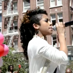 Keyshia Cole Gives Free Concert For Keyshia Cole Day In Oakland (VIDEO)