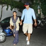 Kim Kardashian And Kris Humphries Honeymoon In Italy
