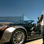 Jay-Z and Kanye West To Auction Off Maybach Used In Otis Video