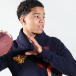 Justin Combs Drafted to Football League (Video)