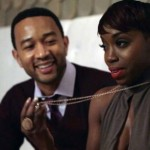 Behind The Scenes Of John Legened And Estelle's Uptown Magazine Photo Shoot