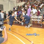 Justin Bieber Takes Over Luda Day Weekend Celebrity Basketball Game