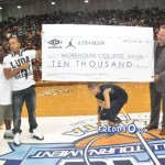 Ludacris & DTP Take Over Morehouse College For Celebrity Basketball – Carmelo Anthony, Teyana Taylor, Kevin Durant, Wale & More