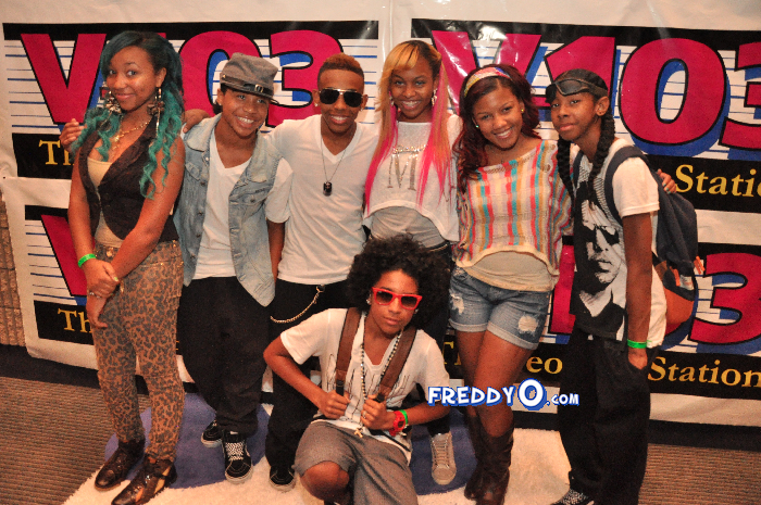 Mindless Behavior and OMG Girlz Take Over 'For Sisters Only
