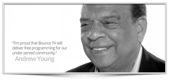 ... Bounce TV's debut week. The network aims to capture a more mature ...