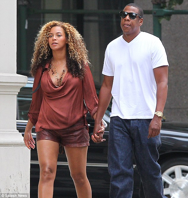 Pregnant Beyonce Spotted In NYC   Pregnancy Cravings - FreddyO.com
