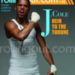 "J. Cole Covers Rolling Out + Says That First Encounter With Jay-Z Was ""Crushing"""