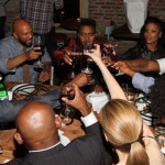 Jay-Z, La La, Carmelo And Many More Come Out To Celebrate Nas' 38th Birthday