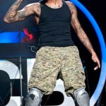 Chris Brown, Kelly Rowland, T-Pain, And Tyga Amaze At The F.A.M.E. Tour Kickoff