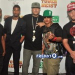 Ray J, Fonzworth Bentley, DJ Drama, Da Brat, French Montana & More @ 135th BBQ 2011