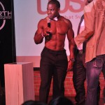 DSC_0853    Ebony Steele's Bare Chest for Breast Cancer Runway Event
