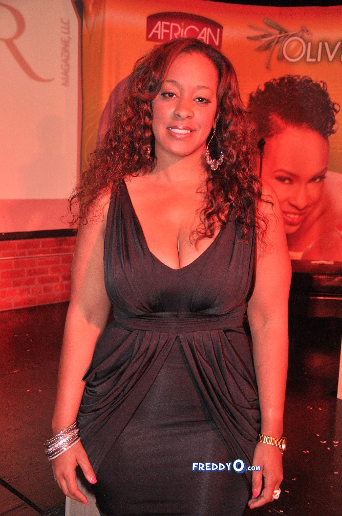 DSC_0934    Ebony Steele's Bare Chest for Breast Cancer Runway Event