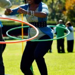 Michelle Obama Sets Sights On Breaking Jumping Jacks World Record