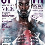 Mike Vick Covers UPTOWN Magazine