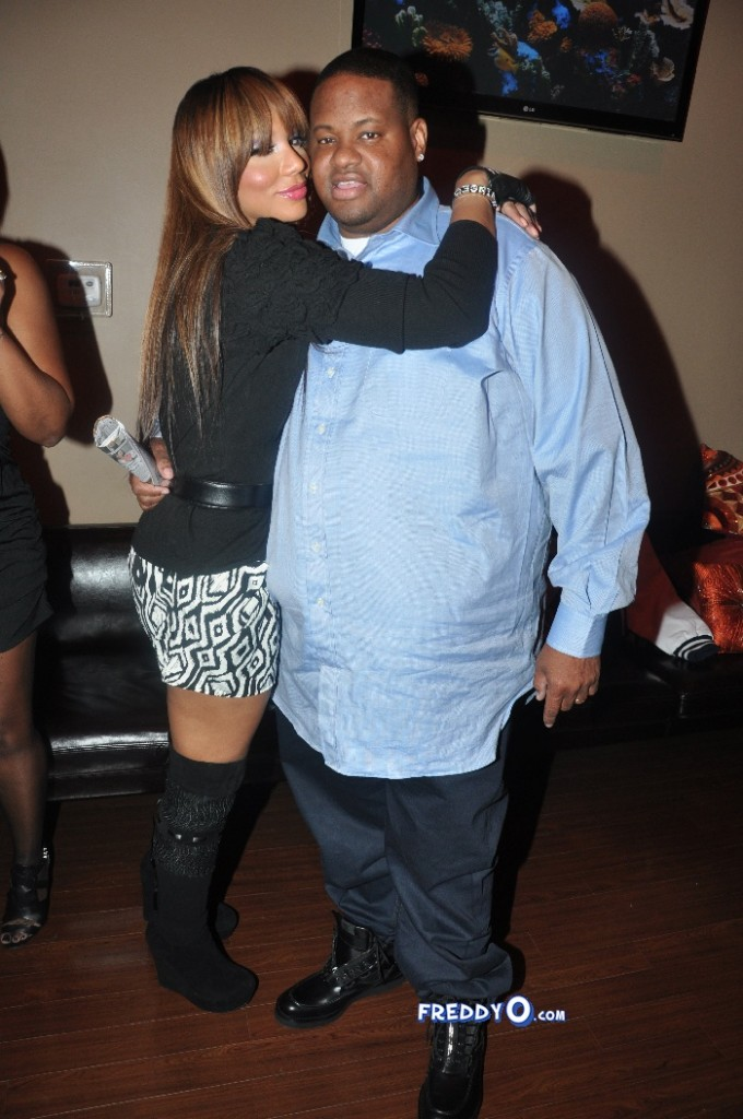 Vincent Herbert, Tamar Braxton Husband Hospitalized In NY ...