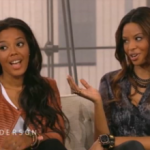 Angela And Vanessa Simmons Disagree On Who's The Family Favorite