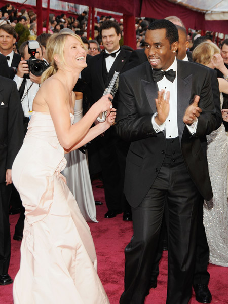 cameron diaz and diddy dating