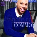 Common Covers Rolling Out Magazine + Discusses His Mother