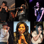 Faith Evans, Nicci Gilbert, Syleena Johnson, Keke Wyatt, Kelly Price, and Angie Stone Doing R&B Reality Show