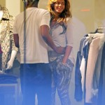 Beyonce, Jay-Z, and Kanye West Shop In NYC