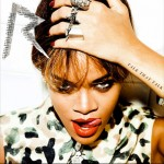 Rihanna Reveals Cover To 'Talk That Talk'