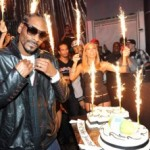 Snoop Dogg Celebrates his 40th Birthday