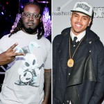 New Music: Chris Brown 'N*gga's In Paris' Remix Feat. T-Pain