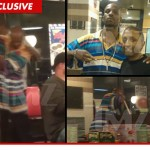 DMX Mops Floor At Waffle House