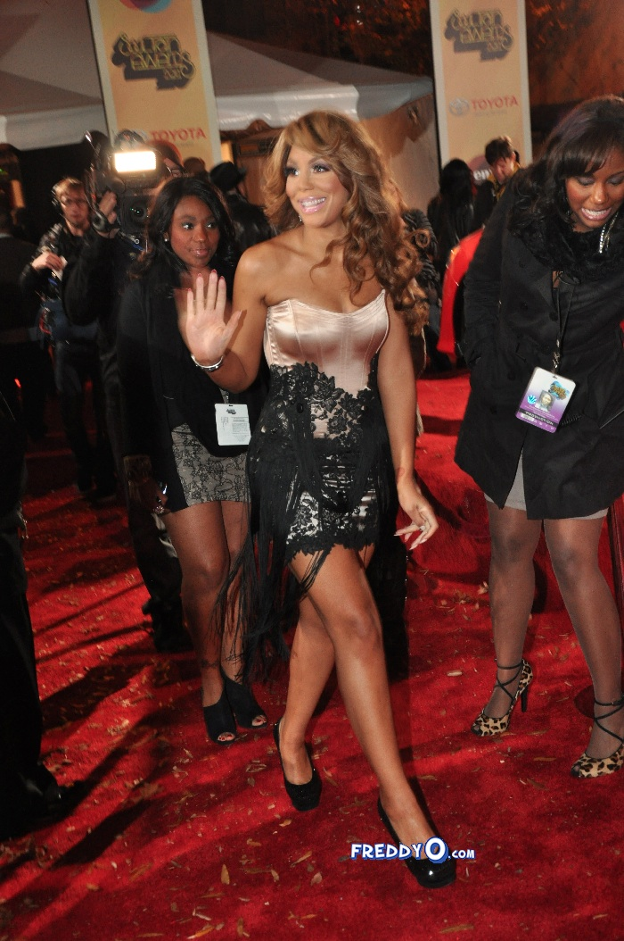 Soul Train Awards 2011 Red Carpet Photos DSC_0031