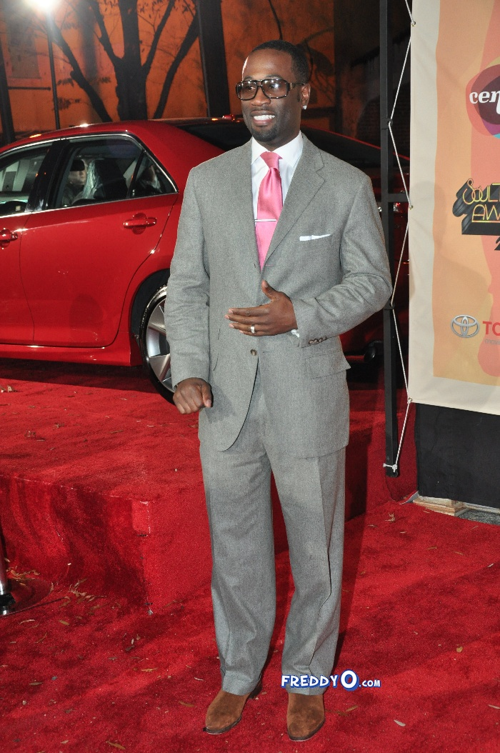 Soul Train Awards 2011 Red Carpet Photos DSC_0089