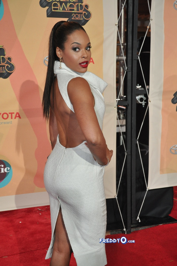 Soul Train Awards 2011 Red Carpet Photos DSC_0127