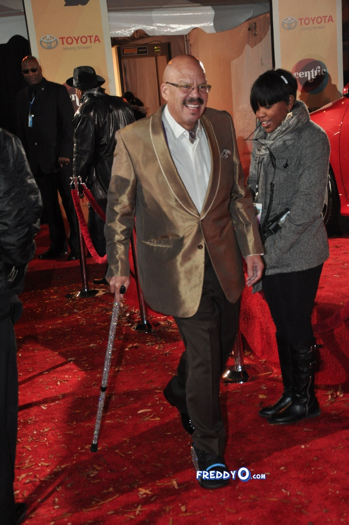 Soul Train Awards 2011 Red Carpet Photos DSC_0190