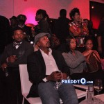 Nene, Cynthia Bailey, Marlow Hampton viewing party @BarOne AtlDSC_0210