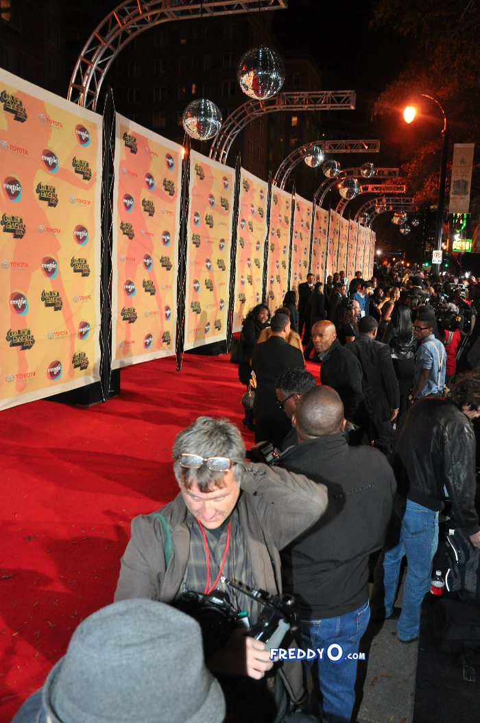 Soul Train Awards 2011 Red Carpet Photos DSC_0211