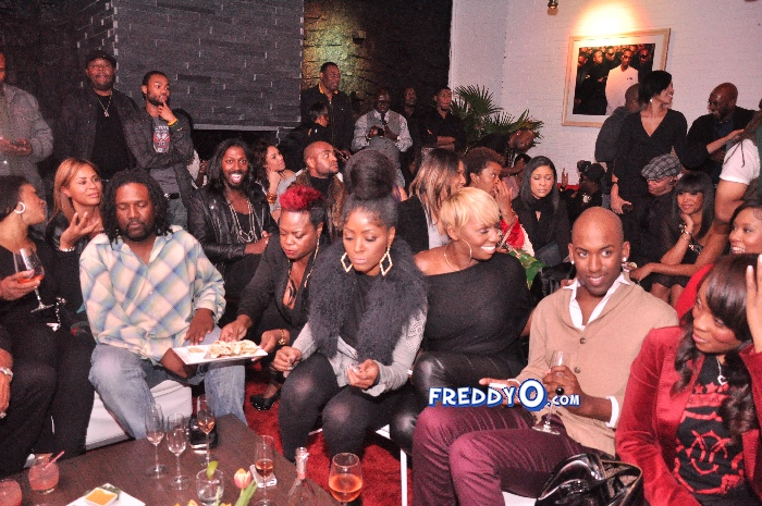 Nene, Cynthia Bailey, Marlow Hampton viewing party @BarOne AtlDSC_0223