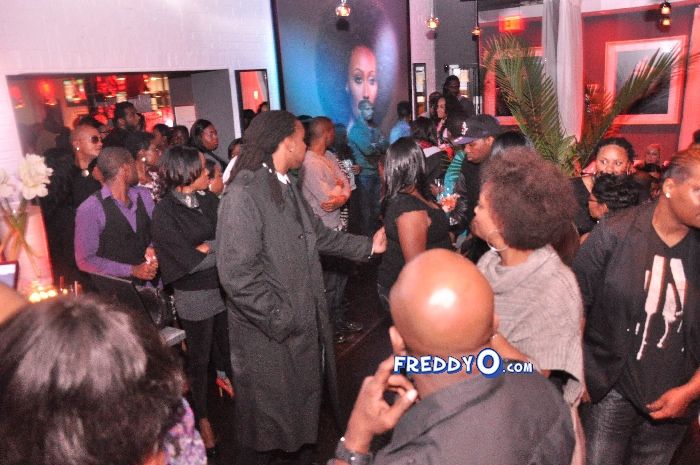 Nene, Cynthia Bailey, Marlow Hampton viewing party @BarOne AtlDSC_0232